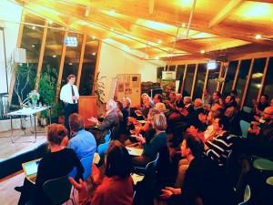 Vortragssaal der Tagungsstätte